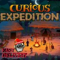 The Curious Expedition Steam Key GLOBAL