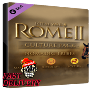 Total War: Rome II - Nomadic Tribes Culture Pack Steam Key GLOBAL