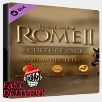 Total War: Rome II - Nomadic Tribes Culture Pack Steam Key GLOBAL