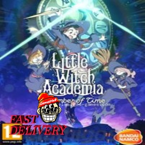 Little Witch Academia: Chamber of Time Steam Key GLOBAL
