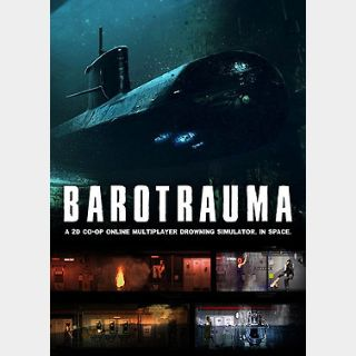 Barotrauma (+Early Access) (PC) Steam Key GLOBAL