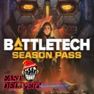 BATTLETECH Season Pass Steam Key GLOBAL