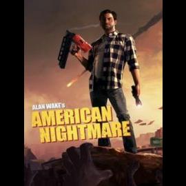 Alan Wake's American Nightmare Steam Key GLOBAL