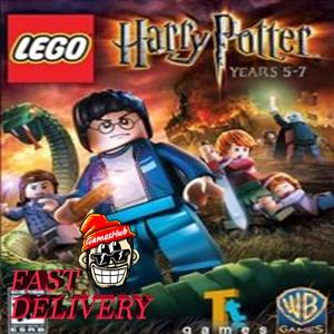 LEGO Harry Potter: Years 5-7 [STEAM][REGION:GLOBAL][KEY/CODE]