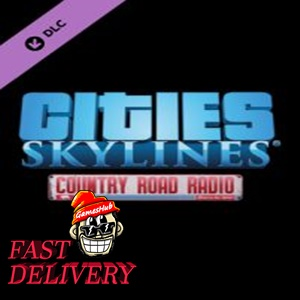 Cities: Skylines - Country Road Radio Steam Key GLOBAL