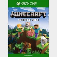Minecraft Starter Pack (Xbox One) Xbox Live Key GLOBAL