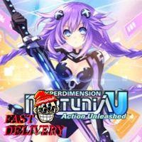 Hyperdimension Neptunia U: Action Unleashed Steam Key GLOBAL