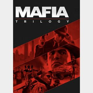 Mafia Trilogy (PC) Steam Key GLOBAL