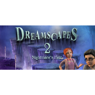 Dreamscapes: Nightmare's Heir - Premium Edition Steam Key GLOBAL[INSTANT DELIVERY]