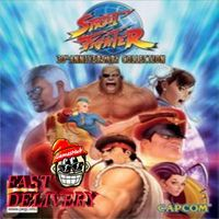 Street Fighter 30th Anniversary Collection Steam Key GLOBAL