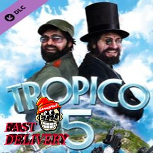 Tropico 5 - Supervillain Steam Key GLOBAL