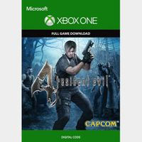 Resident Evil 4 (Xbox One) Xbox Live Key UNITED STATES