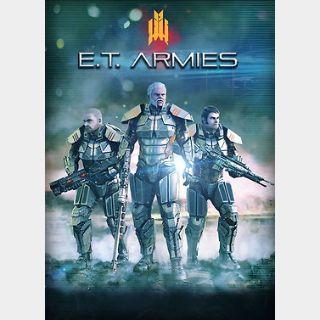 E.T. Armies (PC) Steam Key GLOBAL