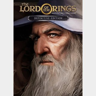 The Lord of the Rings: Adventure Card Game - Defi (PC) Steam Key GLOBALnitive Edition