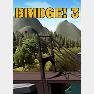 Bridge! 3 (PC) Steam Key GLOBAL