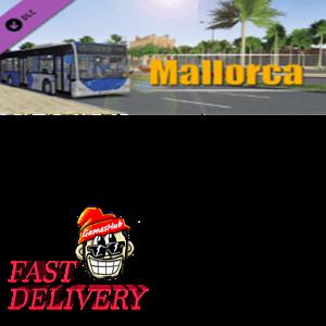OMSI 2 Add-On Mallorca Key Steam GLOBAL - Steam Games - Gameflip