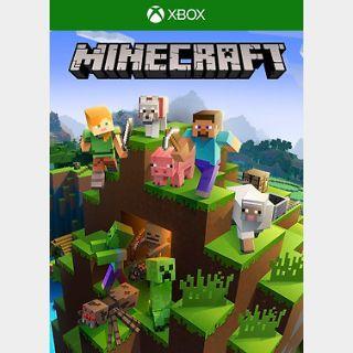 Minecraft Starter Collection Xbox ONE / Xbox Series X S