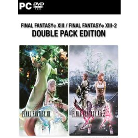 FINAL FANTASY XIII & XIII-2 BUNDLE Steam Key GLOBAL