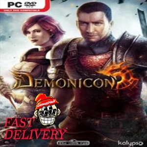 The Dark Eye: Demonicon Steam Key GLOBAL