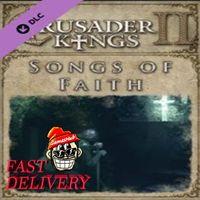 Crusader Kings II - Songs of Faith Steam Key GLOBAL