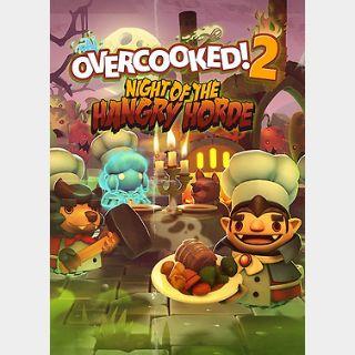 Overcooked! 2 - Night of the Hangry Horde