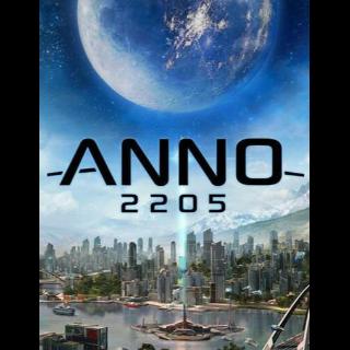 Anno 2205 Uplay Key GLOBAL