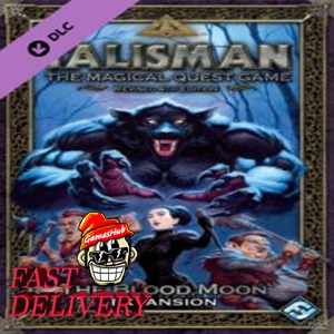 Talisman - The Blood Moon Expansion Key Steam GLOBAL