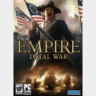 Total War: EMPIRE Definitive Edition (PC) Steam Key GLOBAL