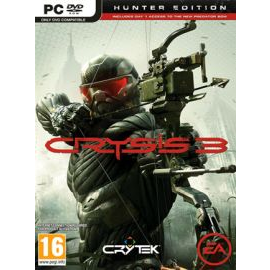 Crysis 3 Hunter Edition Origin Key GLOBAL