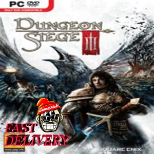 Dungeon Siege 3 Steam Key GLOBAL