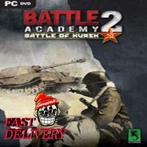 Battle Academy 2: Eastern Front - Battle of Kursk Steam Key GLOBAL