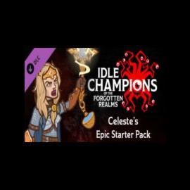 Idle Champions of the Forgotten Realms - Celeste's Starter Pack Key Steam GLOBAL