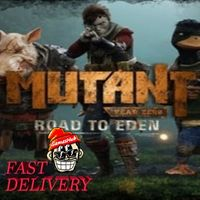 Mutant Year Zero: Road to Eden ✅[STEAM][CD KEY][REGION:GLOBAL][DIGITAL DELIVERY FAST AND SAFE]✅