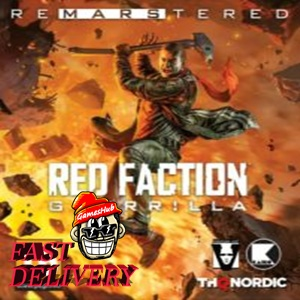 Red Faction Guerrilla Re-Mars-tered Steam Key GLOBAL