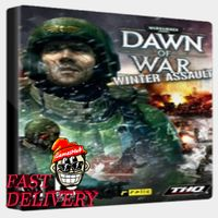 Warhammer 40,000: Dawn of War – Winter Assault Steam Key GLOBAL