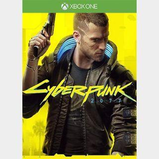 Cyberpunk 2077 Xbox ONE / Xbox Series X|S