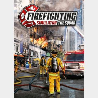 Firefighting Simulator - The Squad (PC) Steam Key GLOBAL