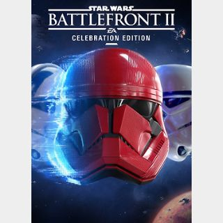 STAR WARS Battlefront II Celebration Edition (PC) Origin Key GLOBAL