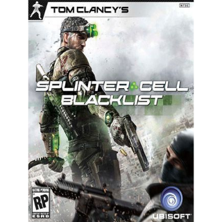 Tom Clancy's Splinter Cell: Blacklist Uplay Key GLOBAL