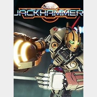 JackHammer: Demolition Dodgeball (Early Access)
