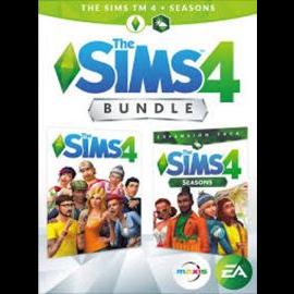 The Sims 4 Plus Seasons Origin Key GLOBAL