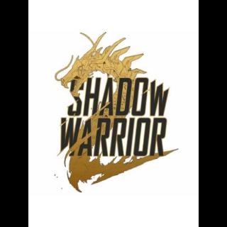 Shadow Warrior 2 GOG.COM Key GLOBAL