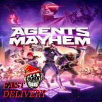 Agents of Mayhem Steam Key GLOBAL