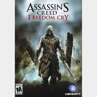 Assassin's Creed Freedom Cry Uplay Key GLOBAL