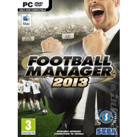 Football Manager 2013 Steam Key GLOBAL