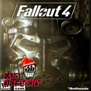 Fallout 4 [STEAM][REGION:GLOBAL][KEY/CODE]