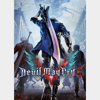 Devil May Cry 5 (PC) Steam Key GLOBAL