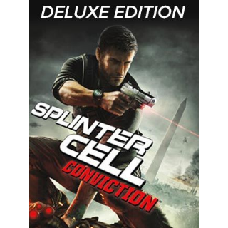 Tom Clancy's Splinter Cell Conviction: Deluxe Edition Uplay Key GLOBAL
