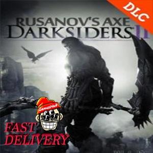 Darksiders 2 - Rusanov's Axe Steam Key GLOBAL