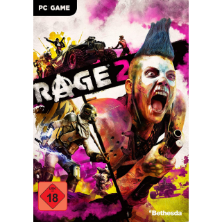 RAGE 2 Standard Edition Bethesda Key EUROPE